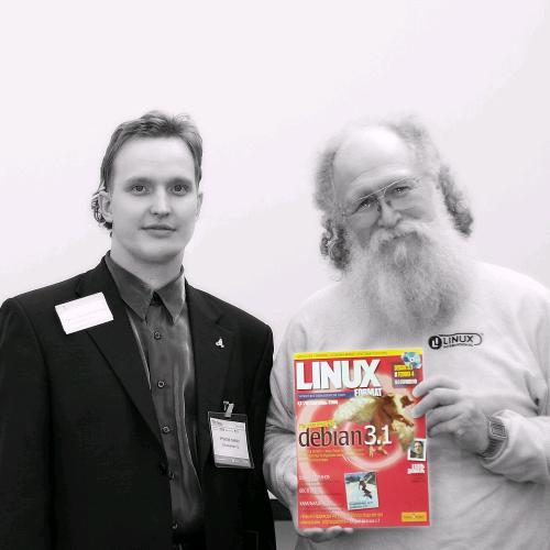 Журнал Linux Format: обзор первого номера