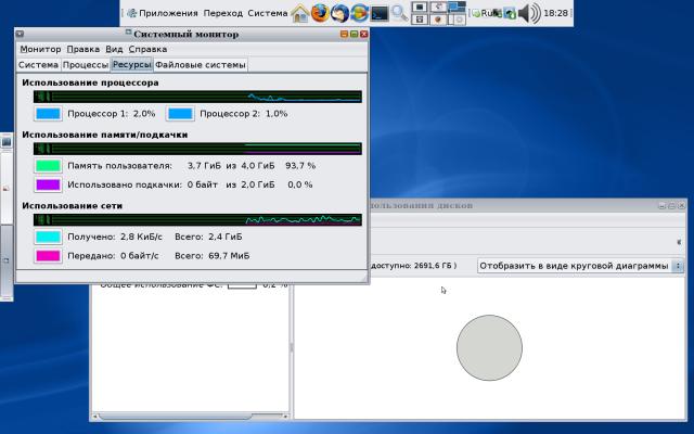OpenSolaris 2008.11 Release Продолжение банкета