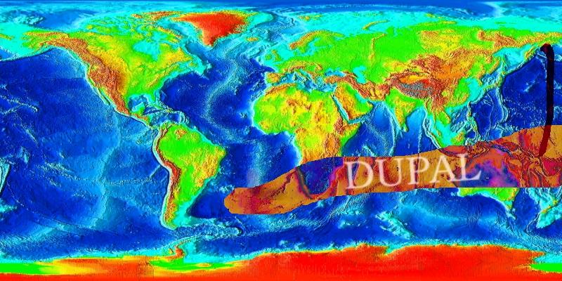 Дрейфующие континенты, плиты, террейны