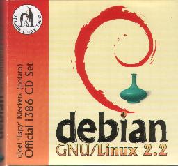 Debian GNU/Linux: моё первое знакомство