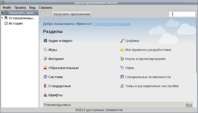 Ubuntu 11.04: впечатления