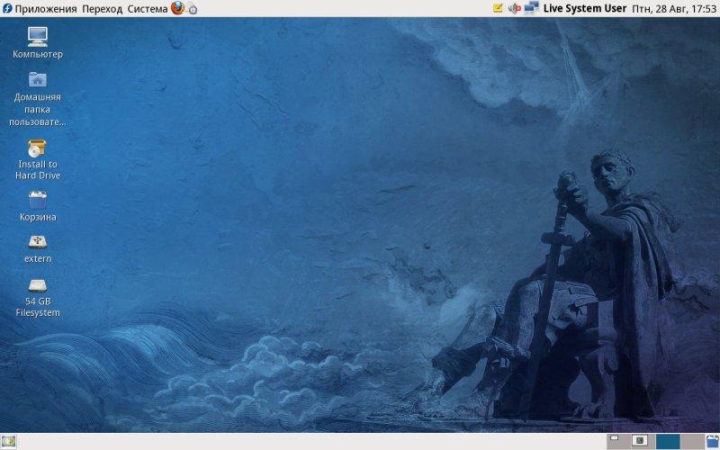 Fedora 12 alpha: впечатления от LiveCD