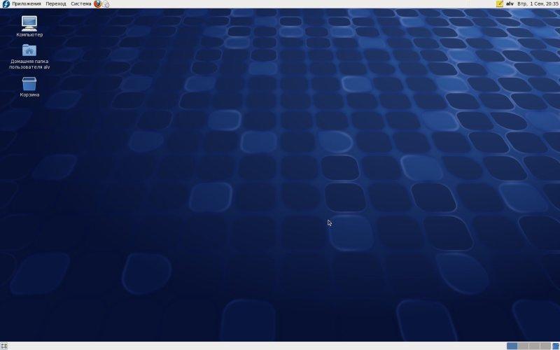 Fedora 12 alpha в реале: установка
